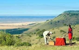 Kichwa Tembo Tented Camp in Kenya http://www.southern-african-game-reserves.co.za/kenya/andbeyond/KichwaTemboTentedCamp/