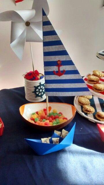 1000 ideas sobre fiesta de marinero en pinterest tema - Decoracion de barcos ...