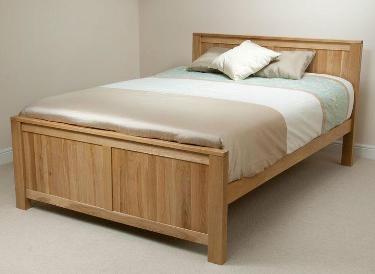Oakdale Solid Oak Furniture Range Bedroom Oak King Size Bed Set Oak Furniture Land Www