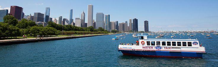 CHI architectural boat tour