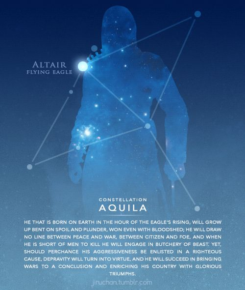 Altair is the constellation Aquila. Posted on butterflysleep.com.