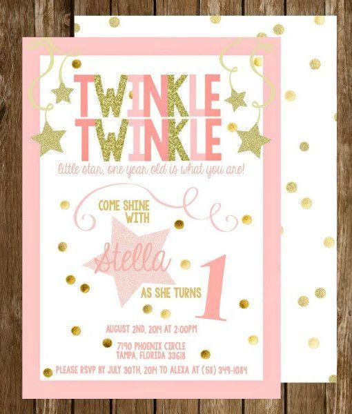 1000 Ideas About Twinkle Twinkle On Pinterest: Twinkle Twinkle Little Star Party Theme Planning, Ideas