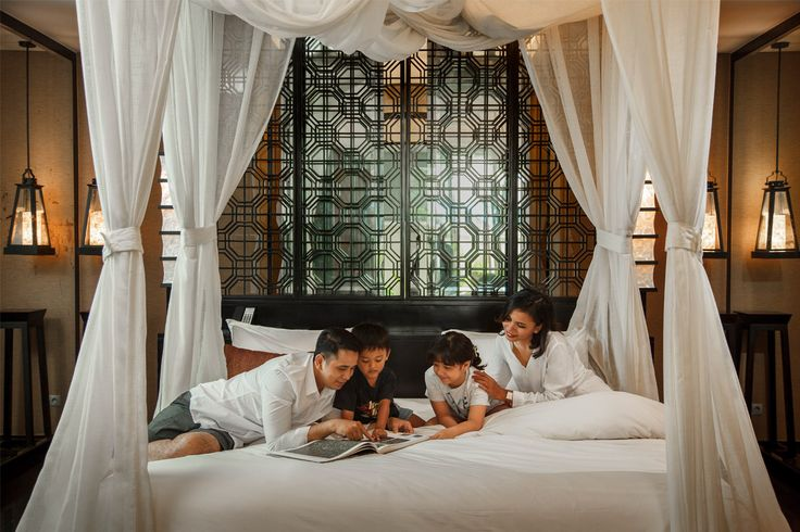 Experience family time in paradise the most intimate way at the #SakalaVillas    #Sakalabali #Sakalaresort #Sakalabeachclub