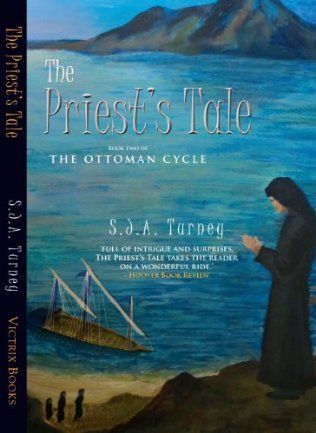 book cover of   The Priest's Tale