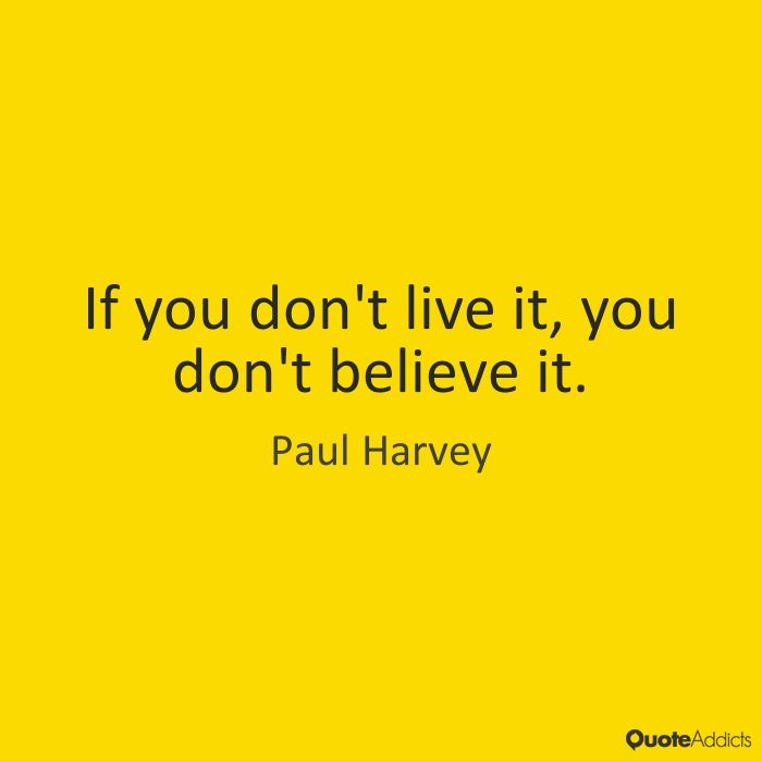Paul Harvey Quotes & Wallpapers | Quote Addicts