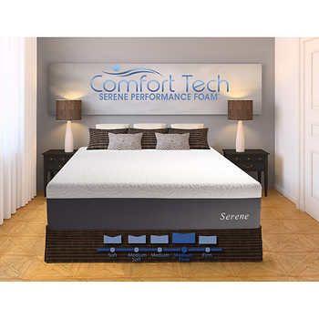 "Comfort Tech 13"" Serene Plus Foam Full Mattress"