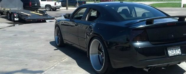 Wide body Charger SRT8
