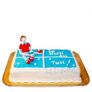 Joaca Ping Pong? Comanda-i acest tort