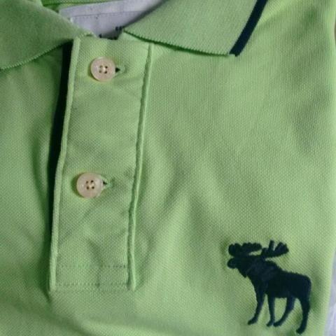 Camisa Polo Abercrombie & Fitch 100% ORIGINAL. Consulte nossos preços no atacado e varejo. Vendas: Whatsapp 13 988766746   https://www.facebook.com/Multimarcas-Mix-OUTLET-Grifes-469924043210086/