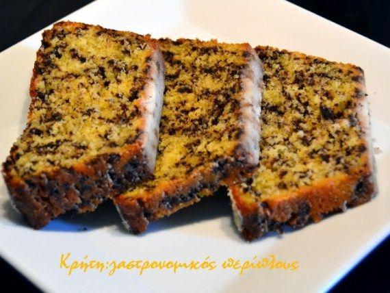 Κέικ γιαουρτιού με καλαμποκάλευρο – Κρήτη: Γαστρονομικός Περίπλους