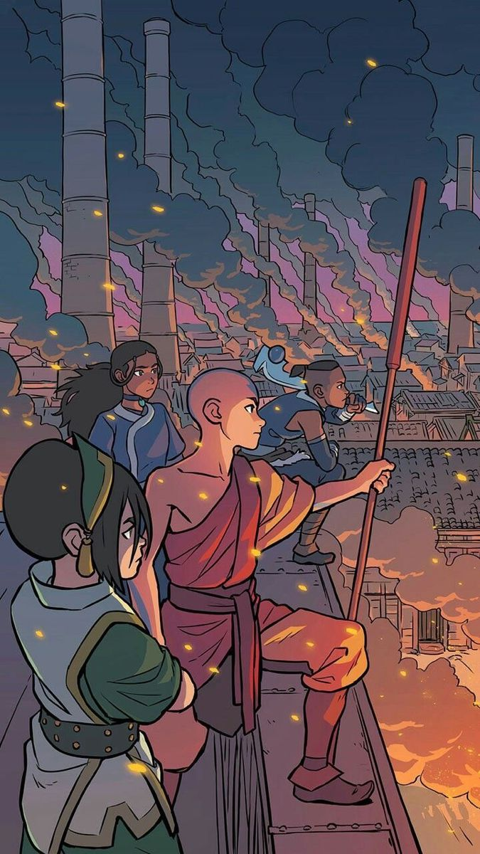 My favorite anime in 2020 Avatar legend of aang, Avatar