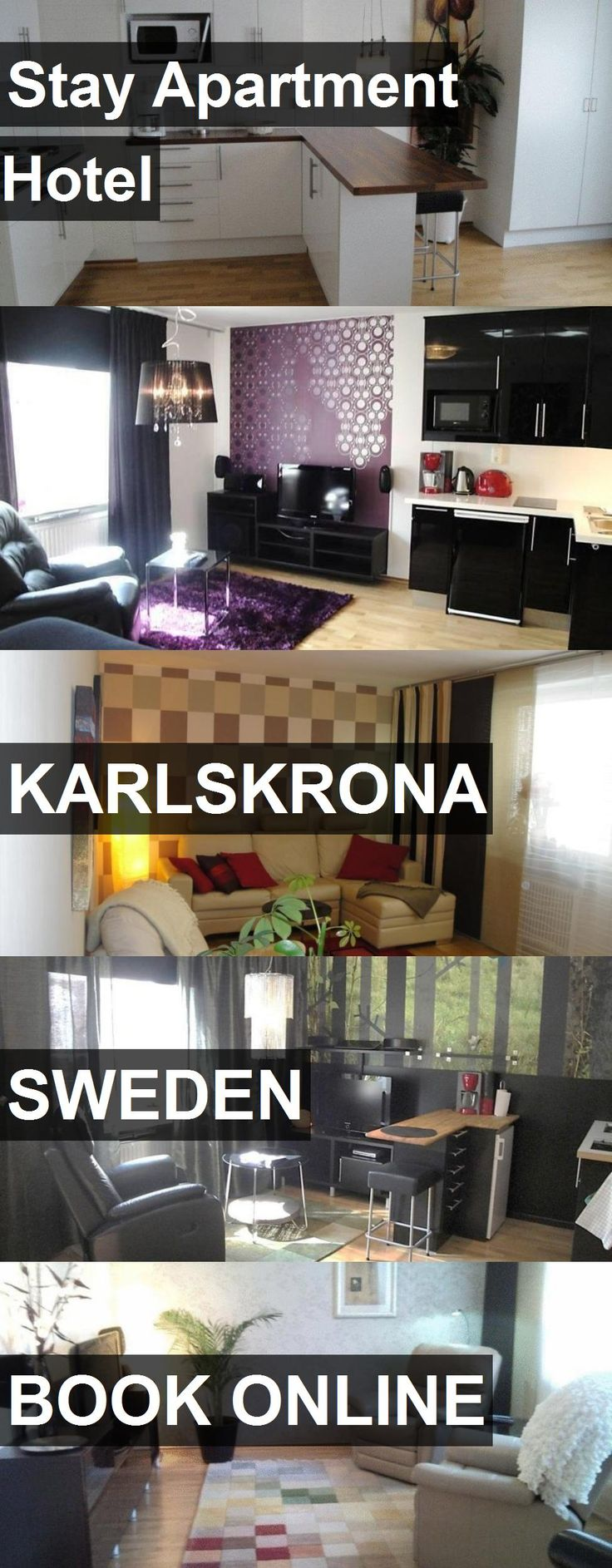 Hotel Stay Apartment Hotel in Karlskrona, Sweden. For more information, photos, reviews and best prices please follow the link. #Sweden #Karlskrona #StayApartmentHotel #hotel #travel #vacation