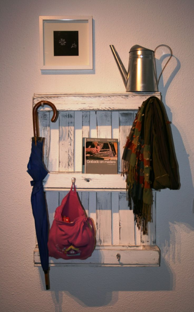 1000 images about nuestros percheros on pinterest - Percheros de pared originales ...
