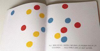 """El bosque encantado: Arte con saquitos de algodón - actividades para trabarjar """"Un libro"""" Hervè Tullet"""