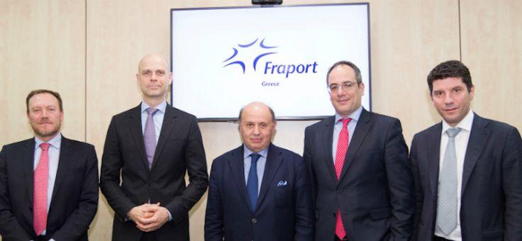"""Η Fraport Greece και η θυγατρική της Dufry """"Καταστήματα Αφορολογήτων Ειδών"""" υπέγραψαν σύμβαση 30 ετών για 14 Ελληνικά αεροδρόμια"""