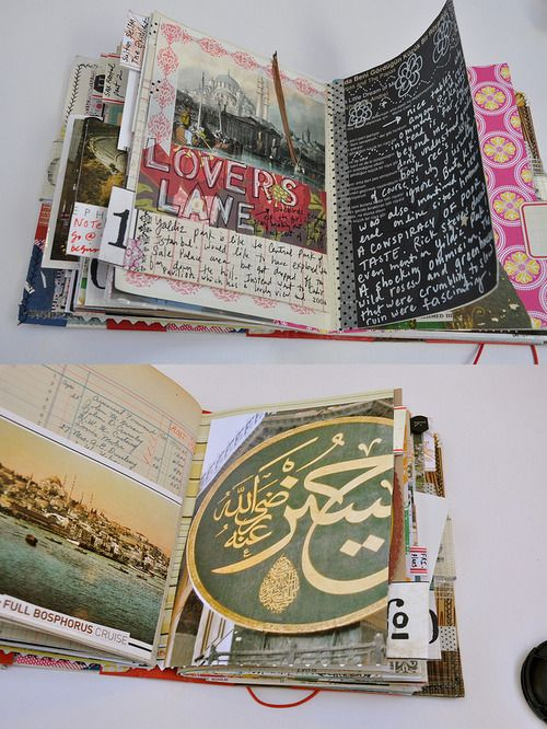 desert-dreamer: istanbul travel journal mary ann moss Inspiration for having…