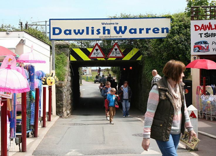 Dawlish Warren Devon May 2014