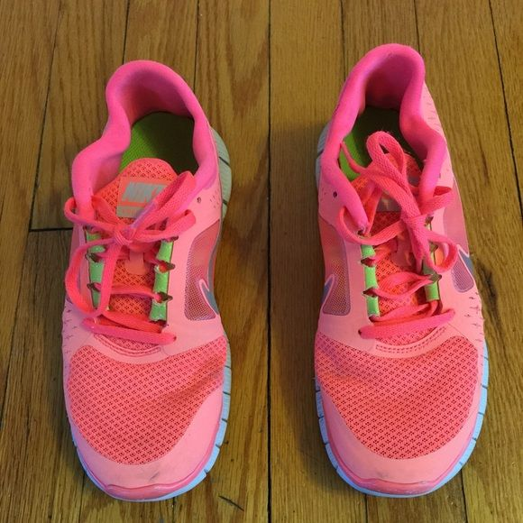 Nike free5.0 Best shoes for running Nike 5.0 no trade smoke and pet free home Nike Shoes Athletic Shoes