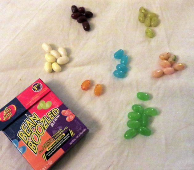 Jelly Belly, blind test !