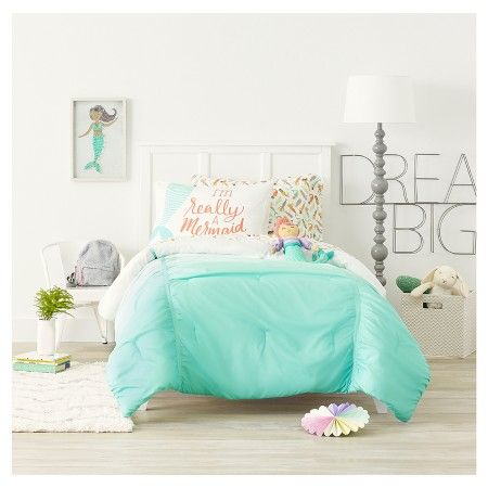 The 25 Best Mermaid Bedding Ideas On Pinterest Mermaid Room Mermaid Bedroom And Girls Dream