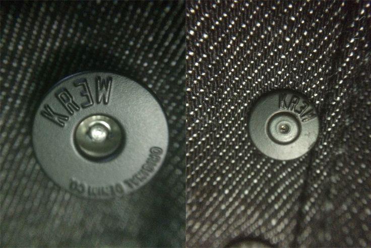 button rivet