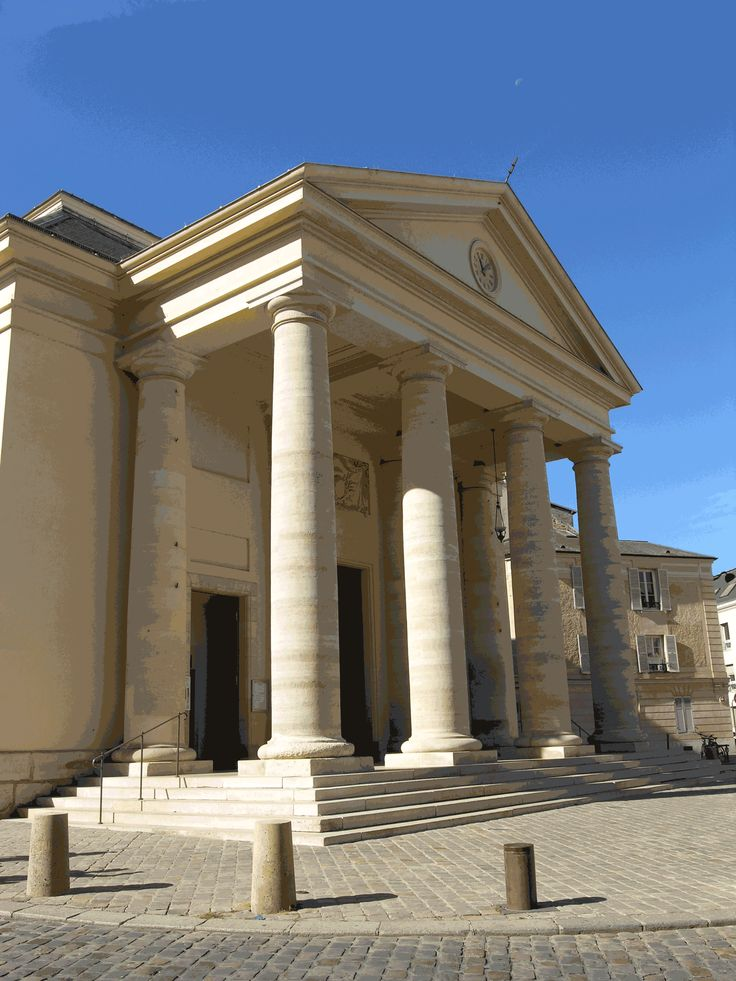 Architecture Of A Mom 15 Easy Diy Gift Ideas: Perfect Example Of Vignola's Tuscan Order: Église Saint