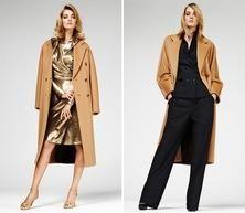 Двубортное пальто мужское кашемировое