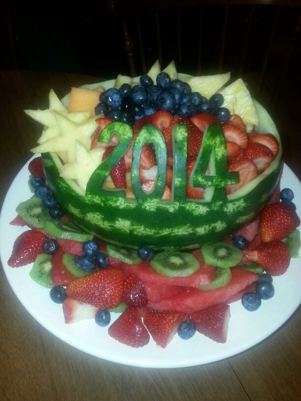 2014 Graduation Fruit Carving Appetizers Amp Snacks In