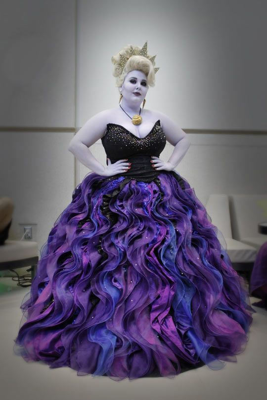 2261 best costume inspiration images on pinterest middle ages epic ursula cosplay solutioingenieria Image collections