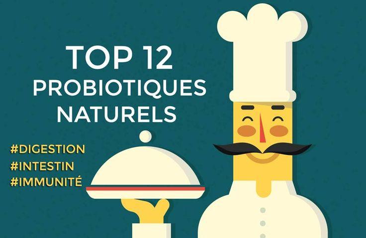 Les probiotiques naturels peuvent améliorer la santé digestive, contribuer au bon fonctionnement du coeur et ont un impact direct sur notre cerveau. Les meilleurs probiotiques naturels sont...