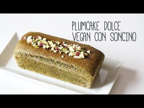 Plumcake vegano dolce soncino - YouTube