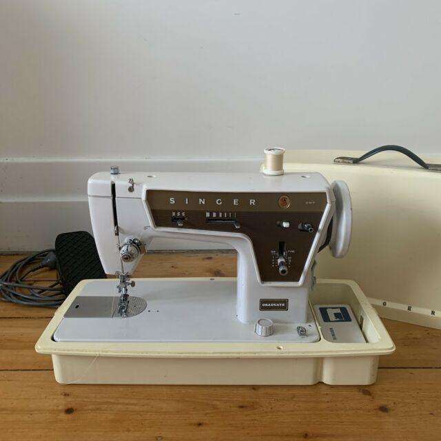 Vintage Singer Sewing Machine 287 Graduate Sewing Machines Gumtree Australia Moreland Area Coburg 12 Sewing Machine Singer Sewing Singer Sewing Machine