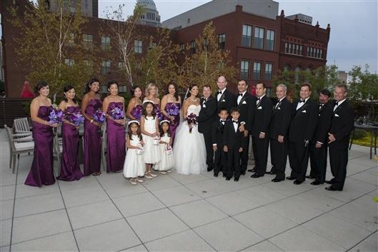 #weddingflowers #weddings www.lavenderhillflorals.com  #Thai Bride. Purple Wedding Flowers. Purple Orchids. Purple Calla lily