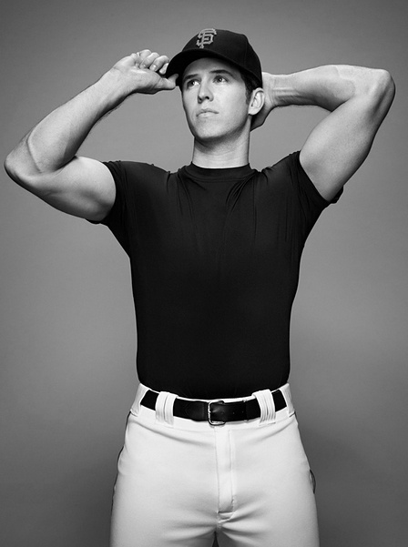 Yes, please! Buster Posey... Whew! I love baseball :-)