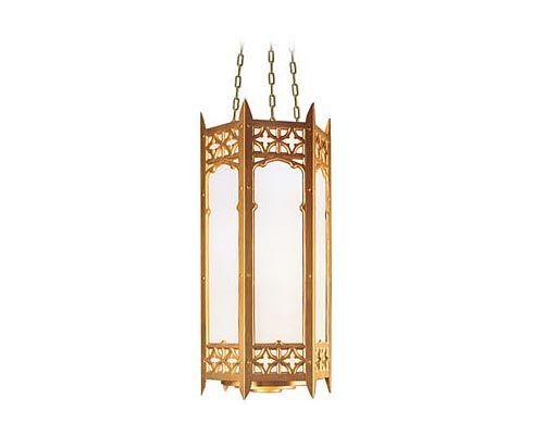 Manning Lighting Tudor Gothic Pendant CPI 839 16, CPI 839 16A