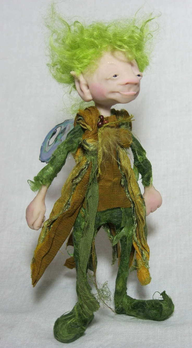 A Pixie named Puck.