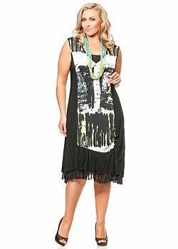 #TS Low Tide Dress #plussize #curvy #takingshape