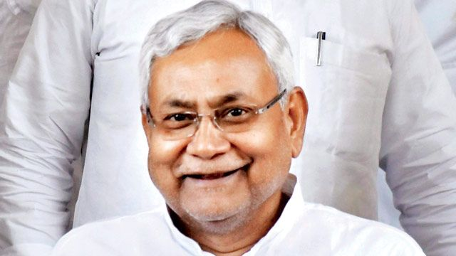 Nitish Kumar denies JD-U's neglect in Union cabinet rejig - Daily News & Analysis #757Live