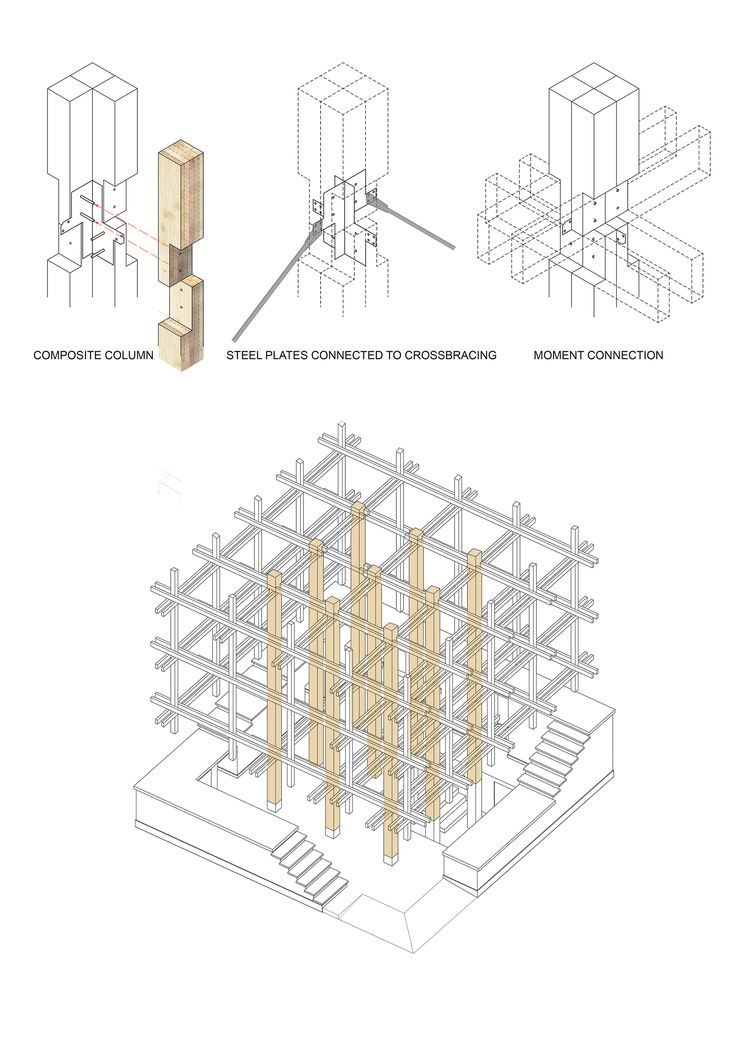Galería de Nest We Grow / College of Environmental Design UC Berkeley + Kengo Kuma & Associates - 34