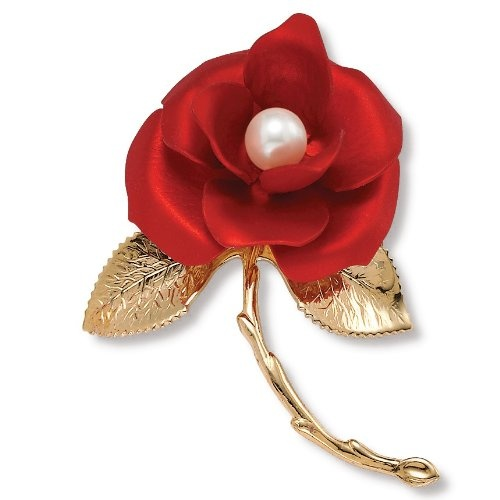 #PalmBeach #Jewelry #Rose #Petal #Pin $6.00
