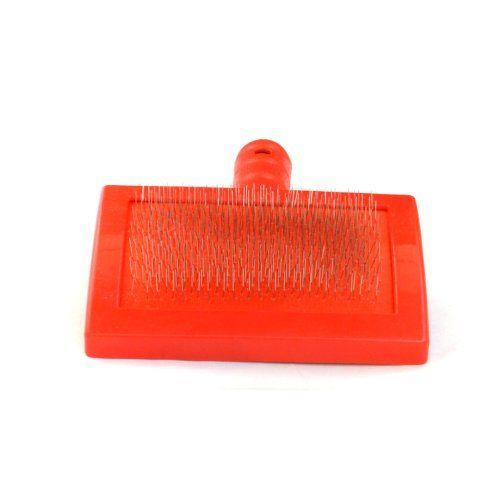 Aus der Kategorie Kämme  gibt es, zum Preis von EUR 32,88  Eigenschaften:<br/> Gilling Design können: Nadel zu Kamm kämmen Sie können jedes Teil von Tierhaaren, nicht nur zur Förderung der Blutzirkulation, aber stellen Sie das Haar einmassieren<br/> Glatt und wunderschön, verhindert Knoten, um Staub zu entfernen, die oft verwenden kann WIRKSAM verhindern, dass die Pet-Hautkrankheiten.<br/> Griff: TPE, PP Umweltschutz Material verwenden, verursacht keine Hautallergien an Tieren oder…