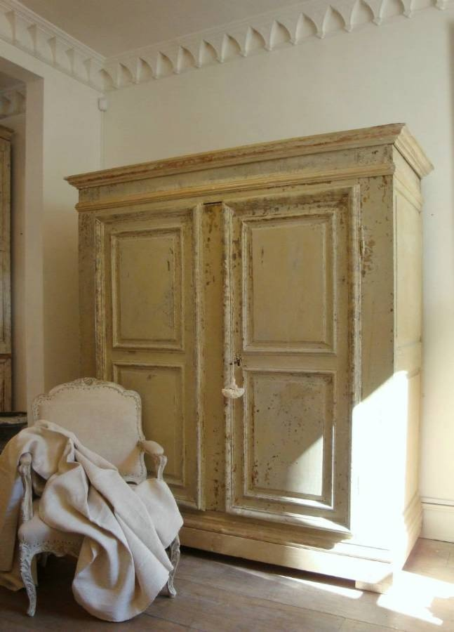 Large French Century Armoire In Furniture From Appley Hoare