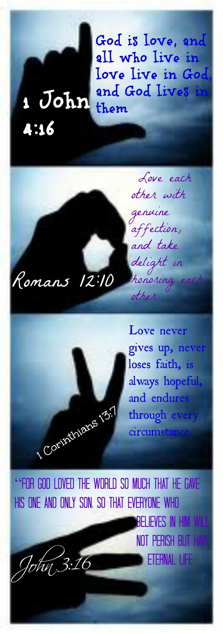 Love ♥ More at http://ibibleverses.christianpost.com/