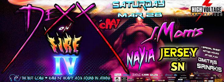 Dexx on Fire @ Bat City (28/03/2015)