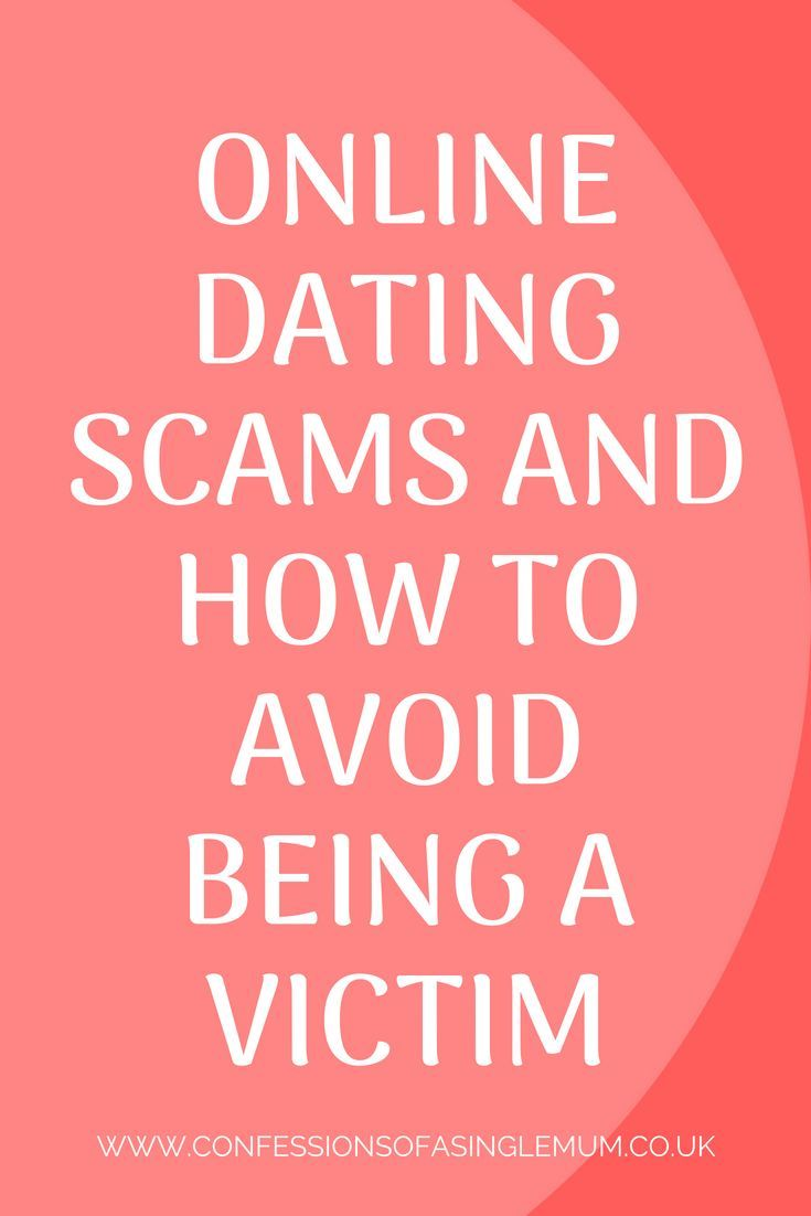 victims of online dating scams