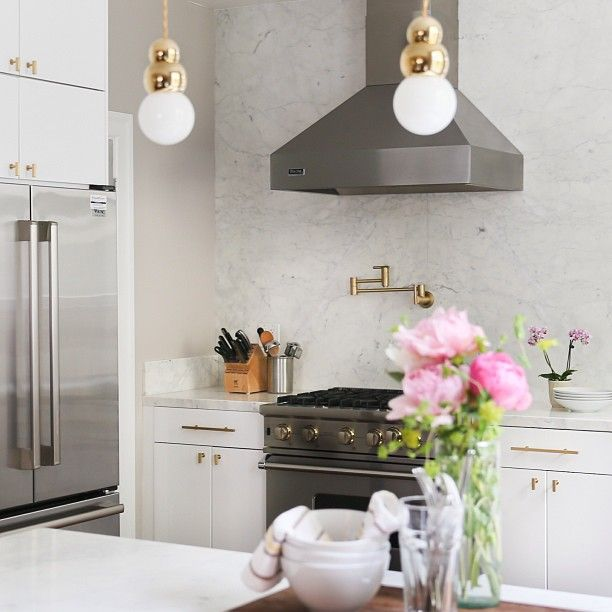 A Kitchen In San Francisco With Ikea Cabinets Dream Home Pinterest Cabinets Ikea