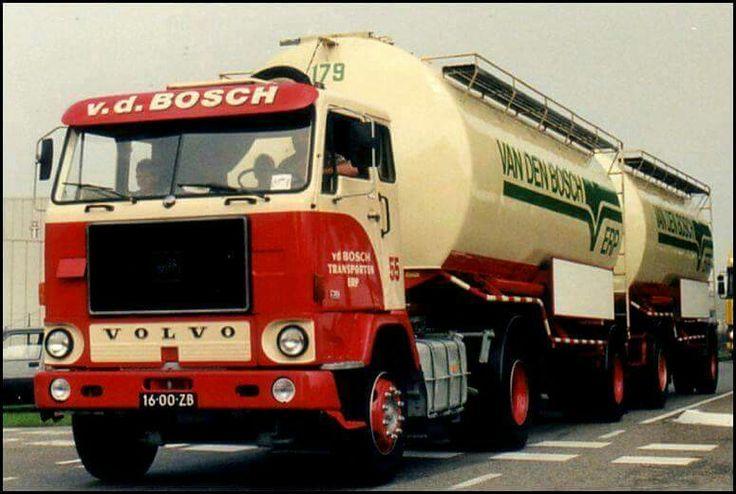 Volvo F 88-89.V.D.BOSCH. COMBINATIE.