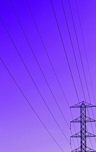 Balboa power lines