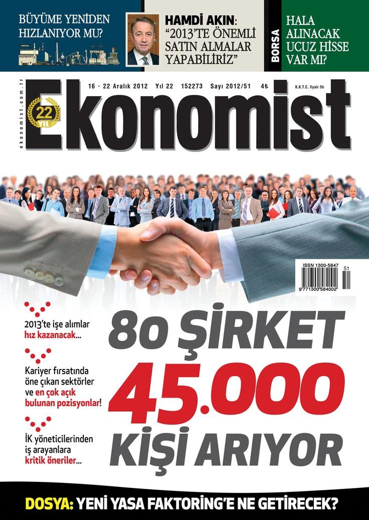 Ekonomist Dergisi, 16-22 Aralık sayısı yayında! Hemen okumak için: http://www.dijimecmua.com/ekonomist/     Ekonomist Dergisi (Haftalık);   3 ay boyunca tüm sayıların dijital üyeliği 12 lira,   6 ay boyunca tüm sayıların dijital üyeliği 21 lira,   12 ay boyunca tüm sayıların dijital üyeliği 40 lira.     Üye olmak için tıkla: http://www.dijimecmua.com/index.php?c=m