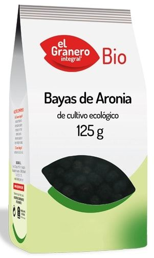 Aronia is a fruit with a high content of natural antioxidants, even higher than that of blueberries